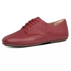 Fitflop Tomboy Oxford Lace Up Flats